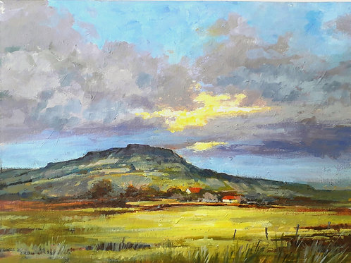 Cuilcagh Mountain SOLD  Prints from €12 from Fine Art America