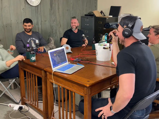 """Podcast #14 """"Beer With The Coaches and Jason"""""""