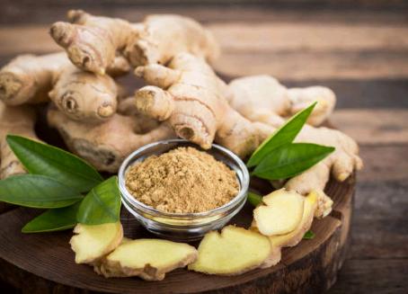 Le gingembre : énergisant et anti inflammatoire