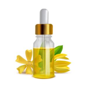 L'huile essentielle d'ylang-ylang pour le soin des cheveux