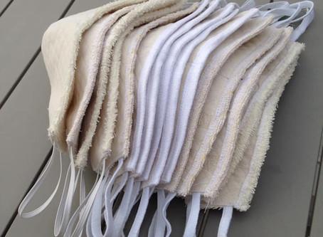 Fabriquer un masque en tissu