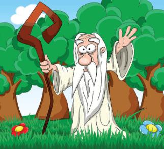 Le naturopathe n'est pas un druide mystique