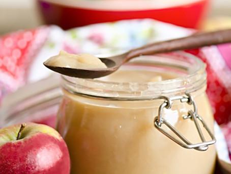 Recette pâte à tartiner pomme amande