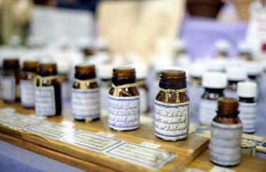 L'aromathérapie contre les entorses
