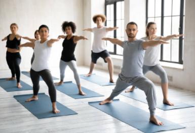 yoga à jeun