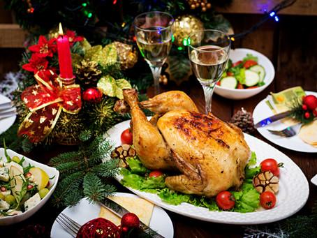 10 astuces pour mieux digérer les repas de fêtes