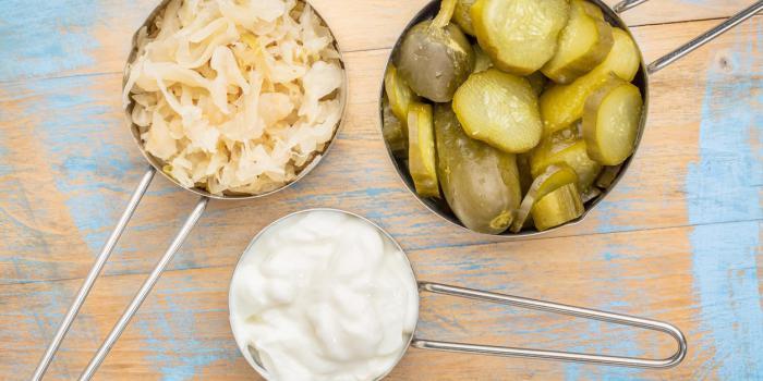 Les aliments prébiotiques