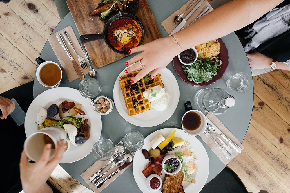 Le contexte du repas est important pour la digestion