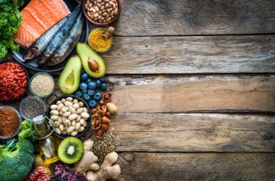 Les bases de l'alimentation anti-inflammatoire
