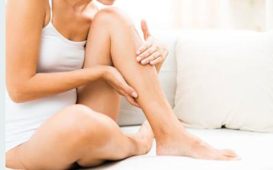 Massage à l'huile essentielle d'hélichryse italienne