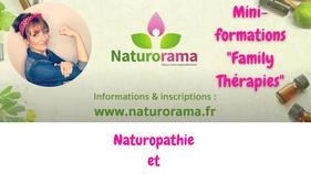 Se former à la naturopathie avec TaNaturo et Naturorama