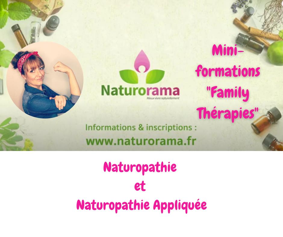 Mini formation naturopathie