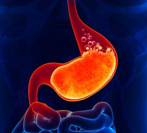 L'argile verte contre les troubles gastro-intestinaux