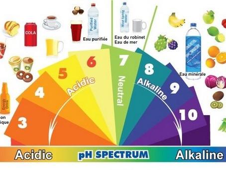 Equilibre acido-basique : Gérer l'excès d'acidité tissulaire