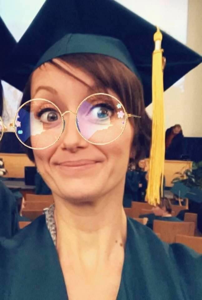 Manon Vitte, diplômée en naturopathie