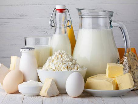 Quel est le problème avec les produits laitiers ?