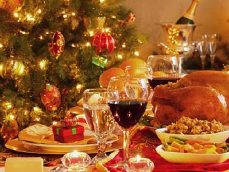 Les repas de fêtes gras et lourds : s'y préparer et bien les digérer