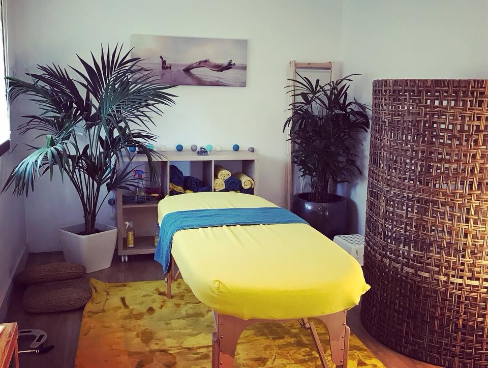 Espace massage cabinet TaNaturo Toul