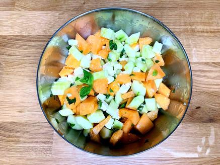 Recette : Comment faire une bonne salade fraîcheur