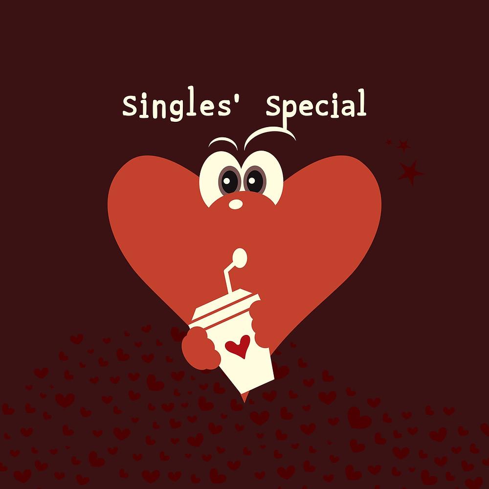 Saint valentin, et si on fêtait plutôt les célibataires