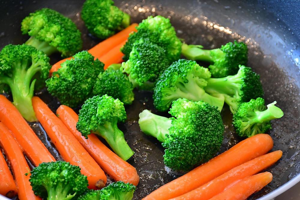 Faut-il manger les légumes cuits