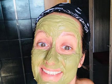 Recette : Masque visage ortie-orange-ashwagandha