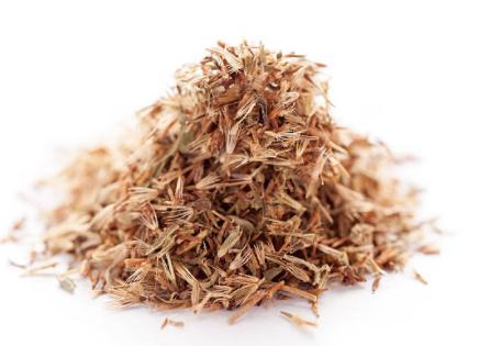 Huile essentielle de palmarosa contre la peau sèche