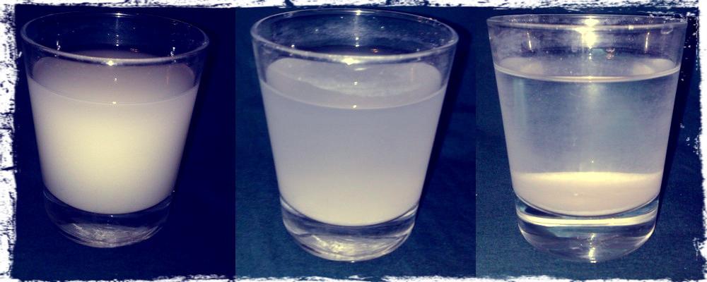 L'eau d'argile contre les troubles gastro-intestinaux