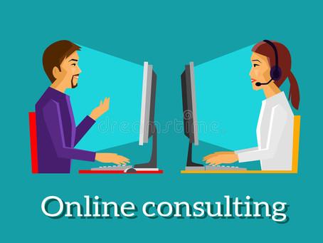Nouveau service : la consultation en ligne