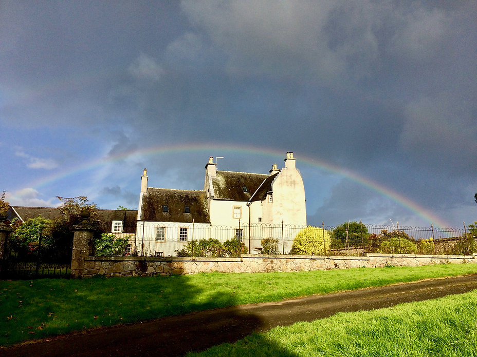 Old Newton of Doune is at the end of the rainbow.