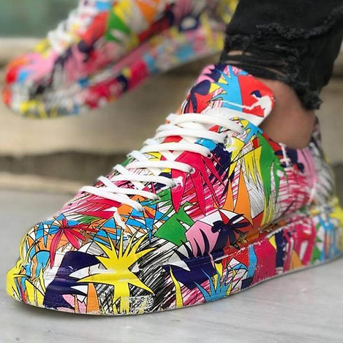 Chekich Sneakers Men Women Unisex Sneakers Casual Comfortable Flexible Fashion