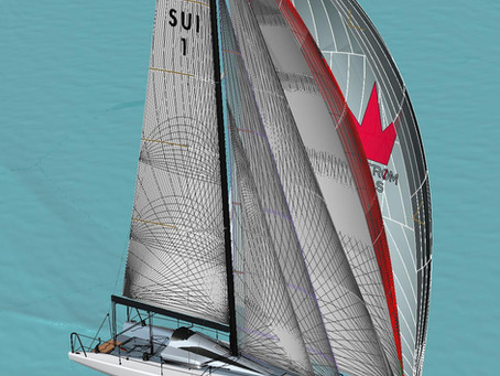 AEOLOS P30 sold to Switzerland for test-sailing