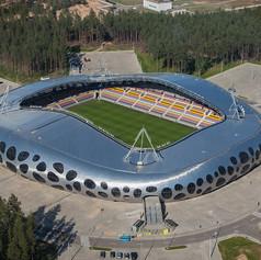 12.000 seat football stadium