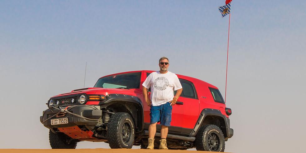 WüstenOasenzeit im Februar in Abu Dhabi