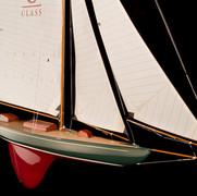 C-Class RC Carbon Yacht