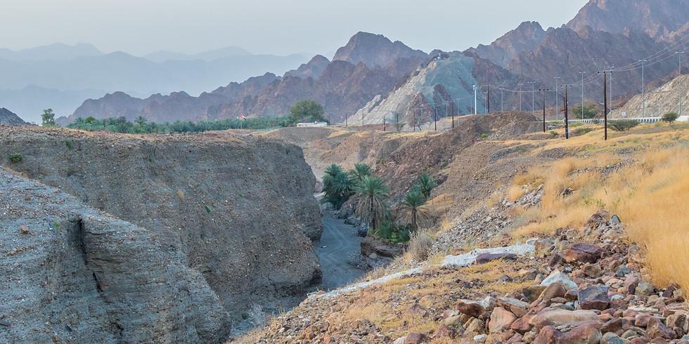 ABGESAGT - Die Gemeinde-Wadi-Wanderung