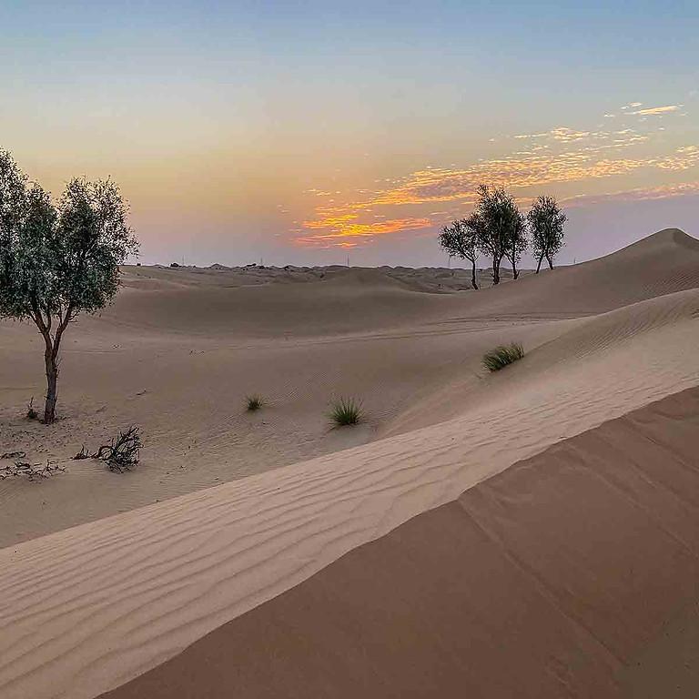 Osterandacht in der Wüste - 19:00 Uhr