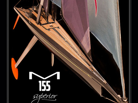 Developing a partially foiling canting keel sailing yacht with gennaker -  radio controlled