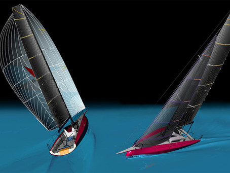 Fast at low costs: AEOLOS P30, the new winning concept for short handed sailing