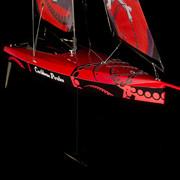 Open 60 Carbon RC model Yacht