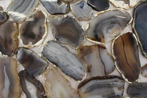 Semi-Precious Khel Stone Irregular