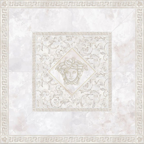 Versace Onice Bianco Rosone