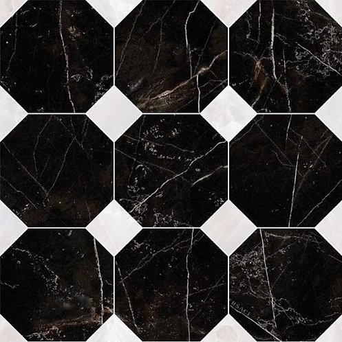 Versace Nero Amasanta Mosaico Ottagono