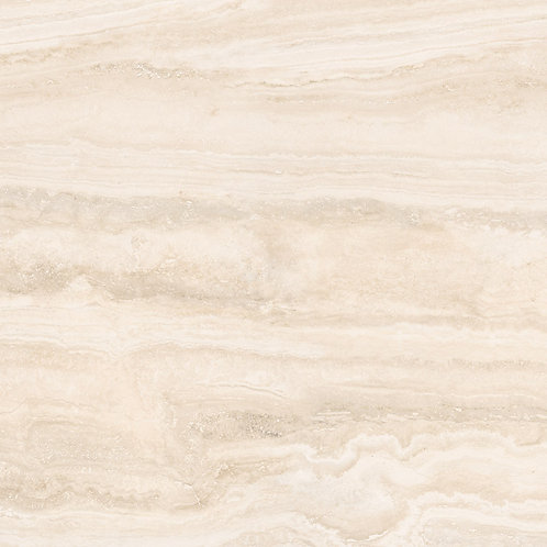 Travertine tile in a 24x24 matte porcelain tile is classic and perfect for bathroom design and kitchen design
