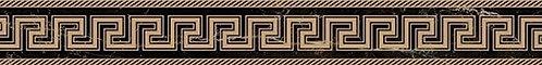 Versace Nero Amasanta Fascia Sabbiata