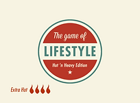 The Game of Lifestyle Extra Hot Expansion Pack