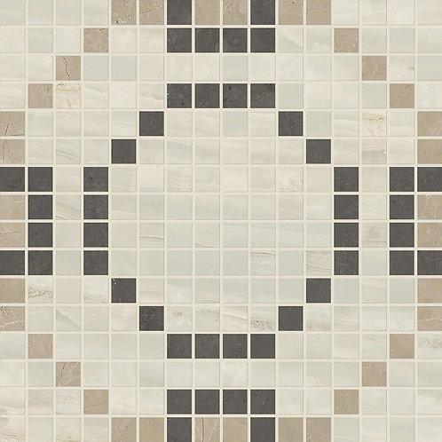Valentino Mosaico Design 1500 Piazza DS Polished