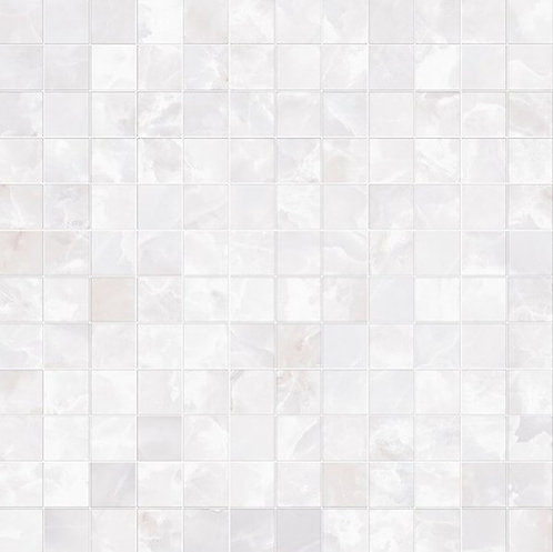 Versace Onice Bianco Mosaico T144