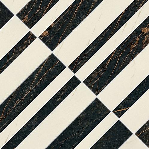 Versace Mosaic Optical Bianco Nero