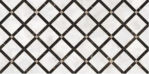 Versace Bianco Nero Decoro Intreccio